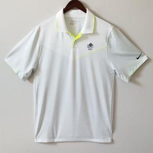 NWOT!! Men's, Nike (L) Dri-Fit S/S Pro Golf Shirt